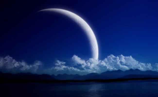 DERECHO ESPACIAL V: la luna